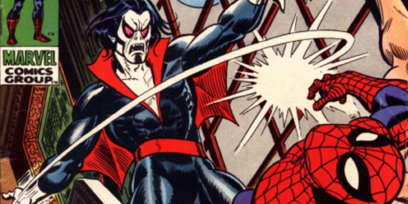 Morbius Spiderman