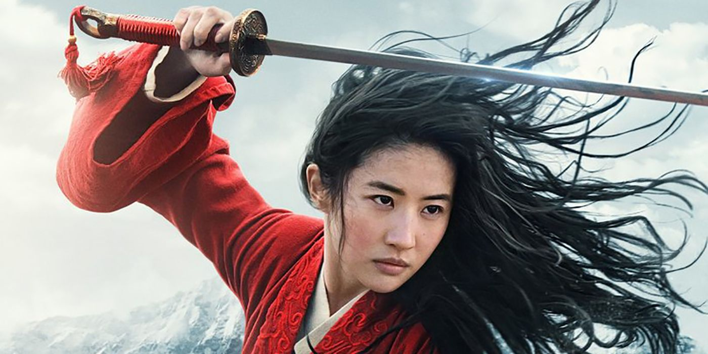 Mulan: The Film's PG-13 Rating is a Big Gamble for Disney | CBR