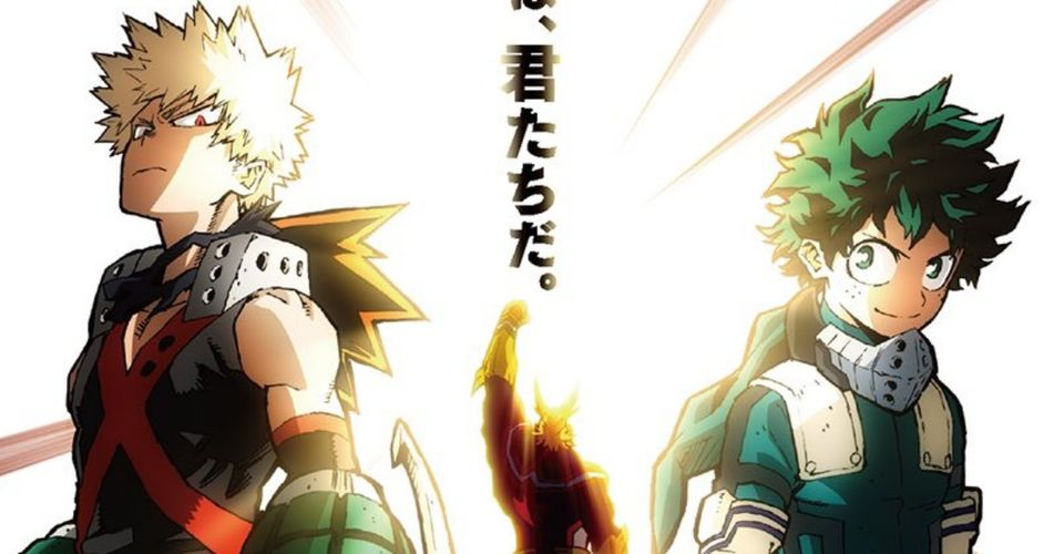 My Hero Academia Heroes Rising Tickets Are Now On Sale Cbr