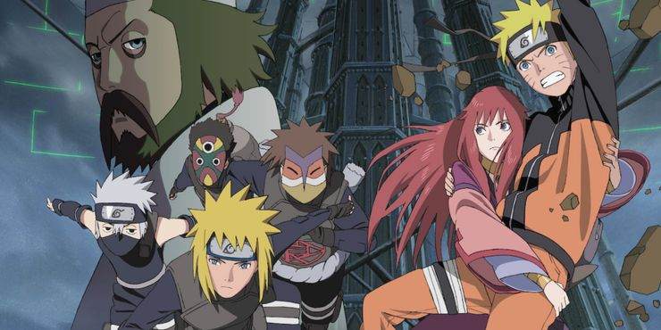 Naruto Movies Worth Watching And Ones You Can Skip Cbr