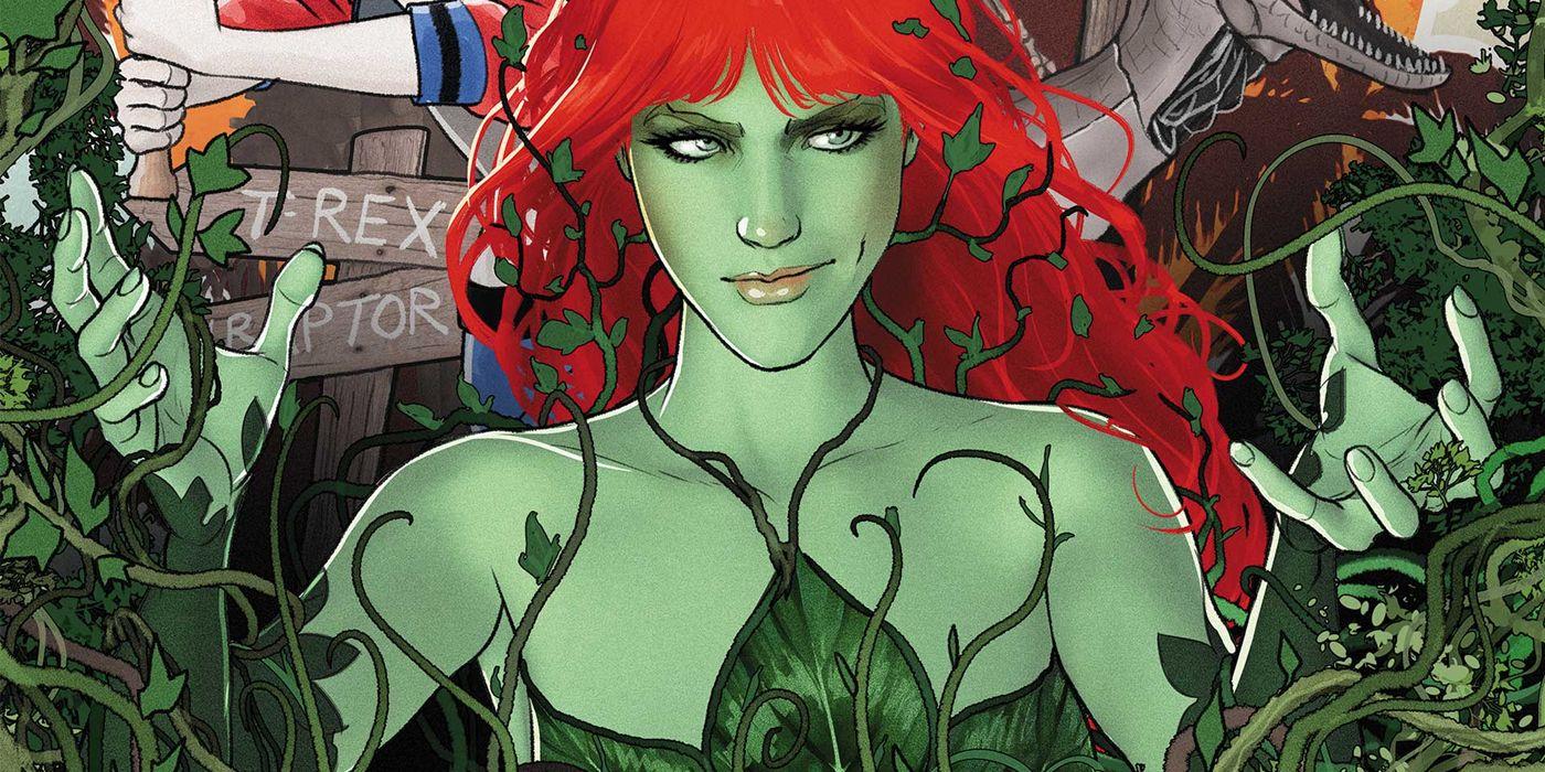 Harley Quinn Chopped Off Poison Ivy's Arm - For a Damn Good Reason