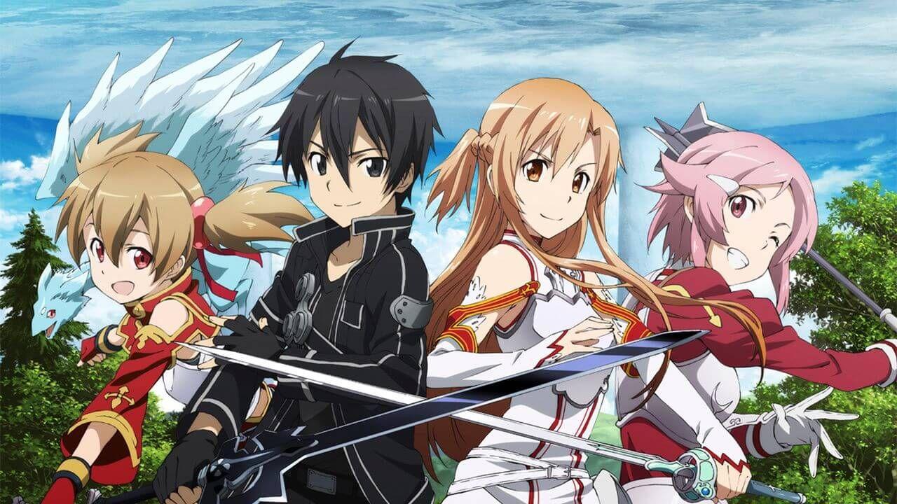 Sword Art Online: Cada temporadas e spin-off classificado de acordo pelo IMDB 3