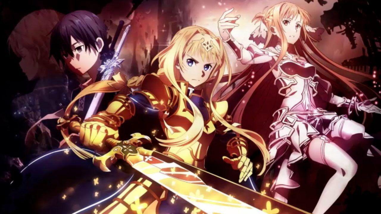 Sword Art Online: Cada temporadas e spin-off classificado de acordo pelo IMDB 5