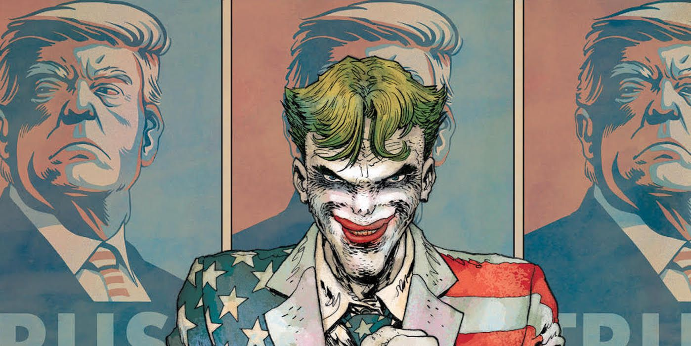 Dark Knight Returns The Golden Child #1 DC Comics Pope 1:10 Variant