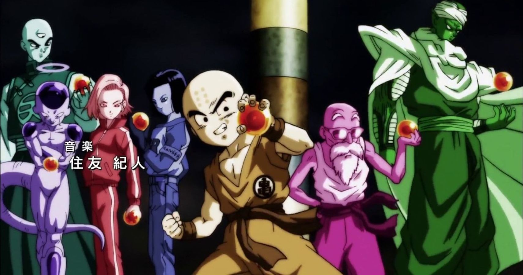 The Dragon Ball Super Tournament Of Power Roster (Ranked By Power ...
