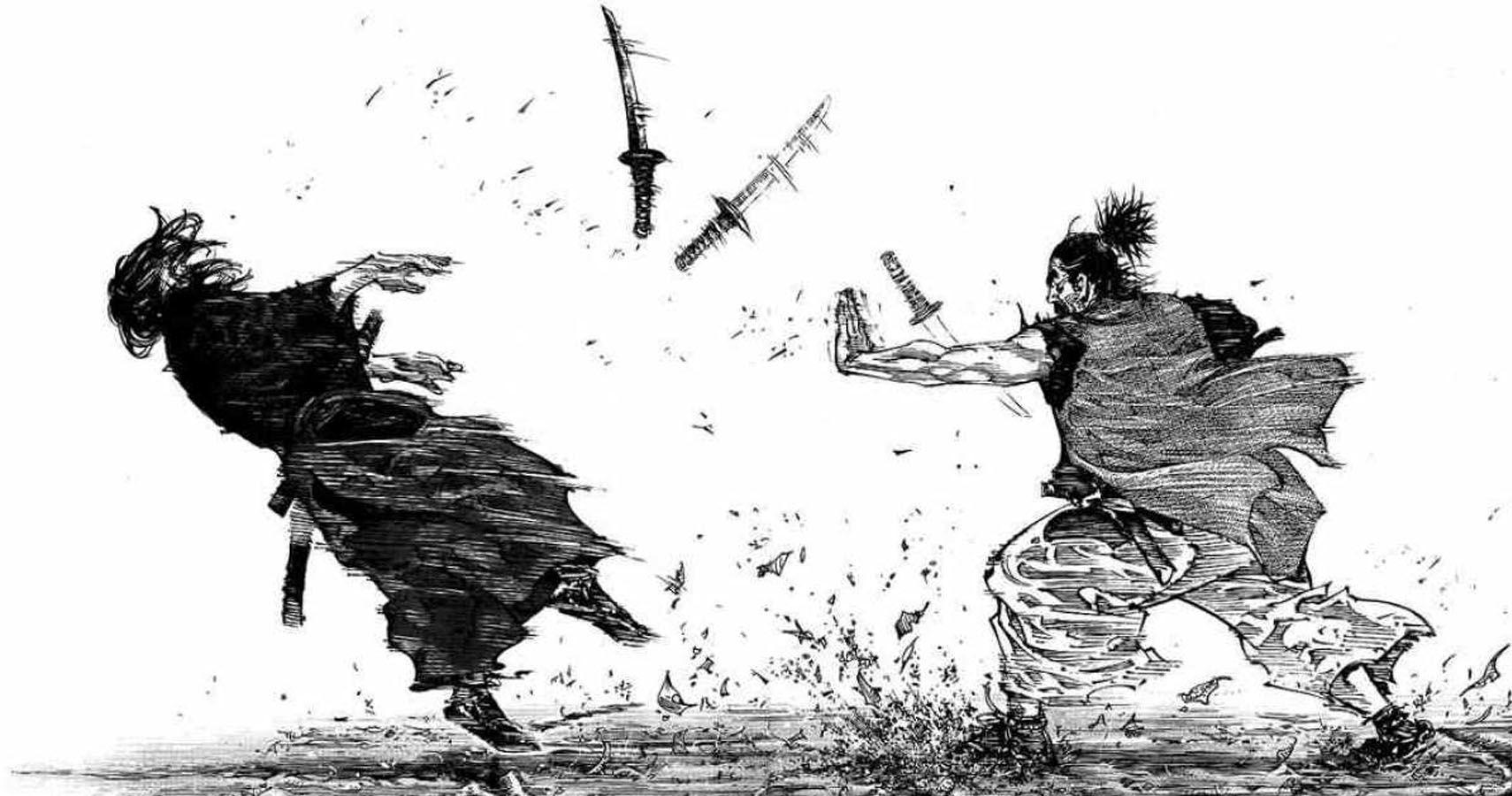 Vagabond 10 Reasons It S A Must Read Manga Cbr