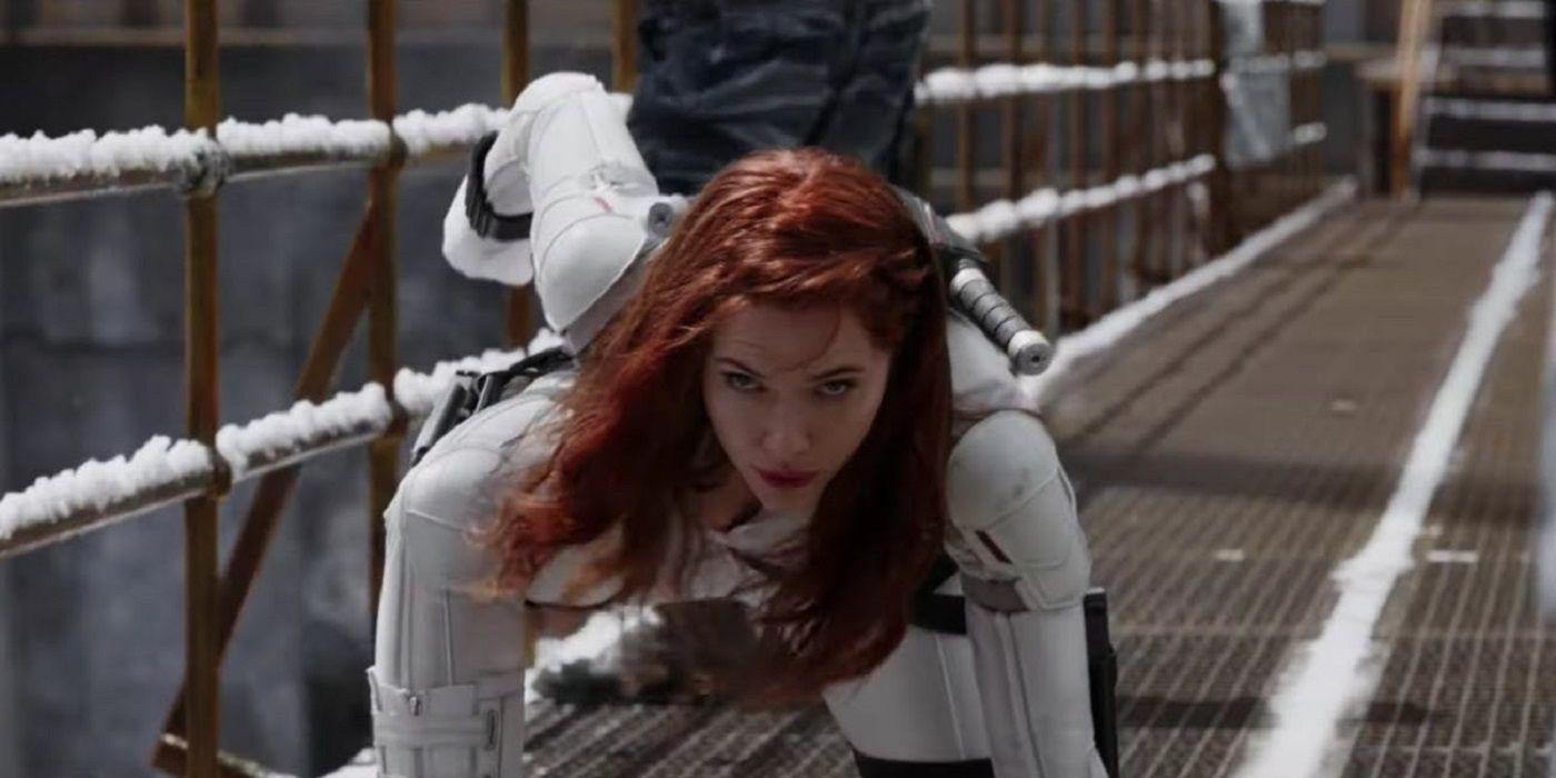 Metal Gear Solid Director Questions Black Widow S
