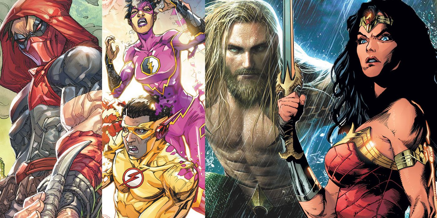 DC Celebrates Legacy, Batman's New Era in March 2020 Solicitations
