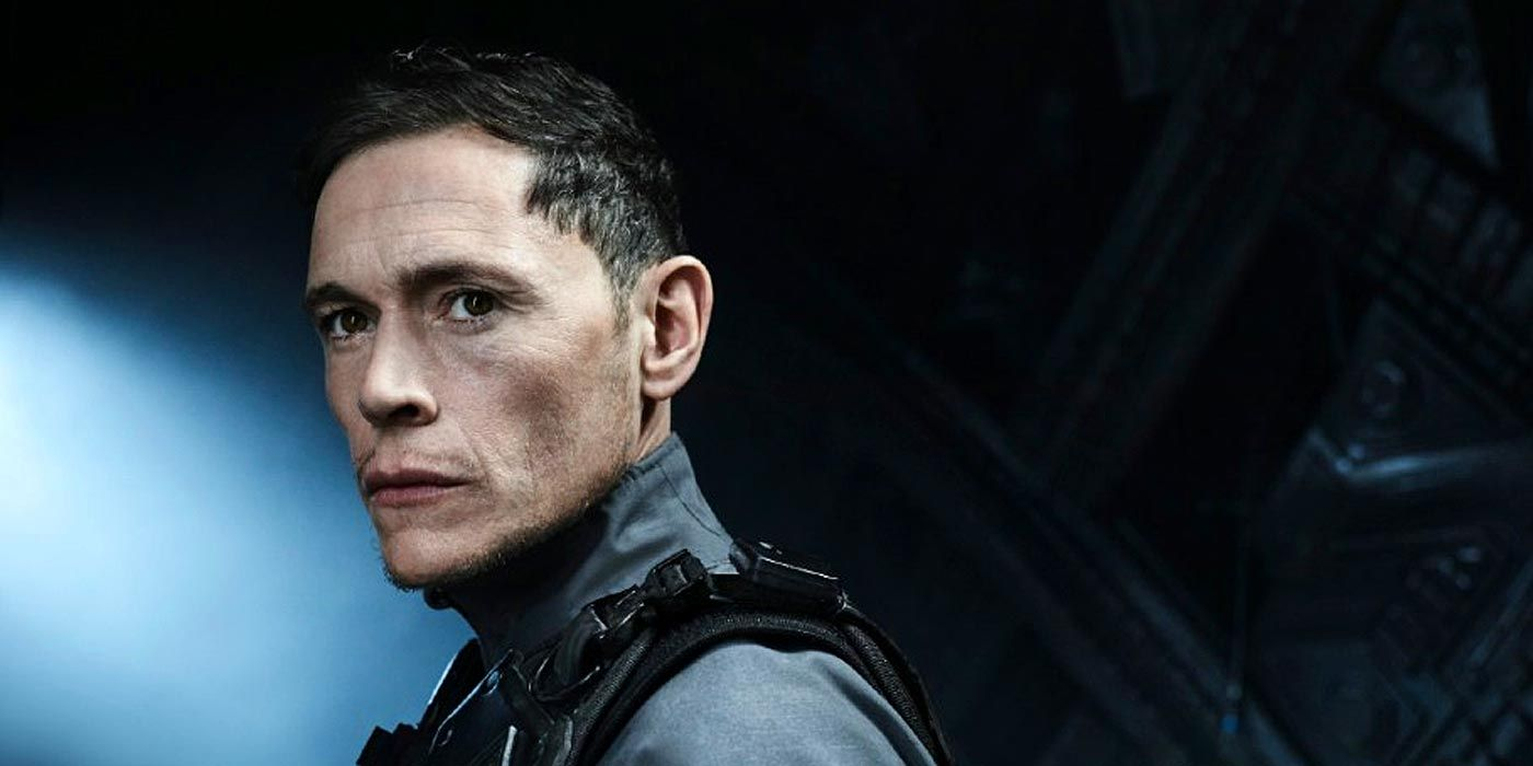 The Expanse: Burn Gorman Says Season 4's Villain Is a Matter of Perspective