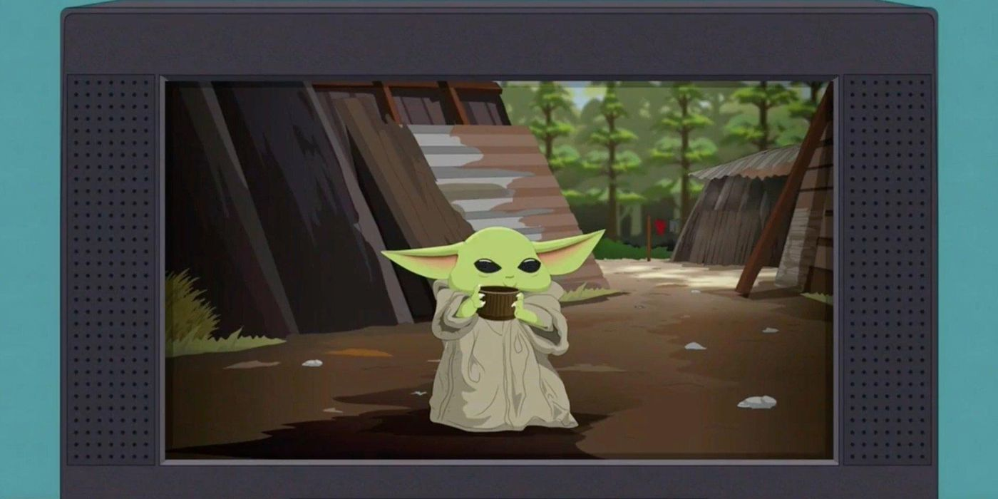 South Park: Butters Destroyed Baby Yoda In the Worst Possible Way