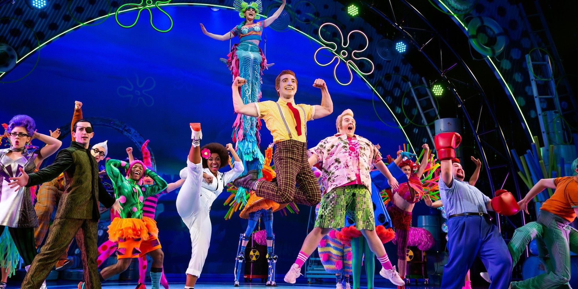 REVIEW: The SpongeBob Musical Is Must-See TV (No, Seriously!)