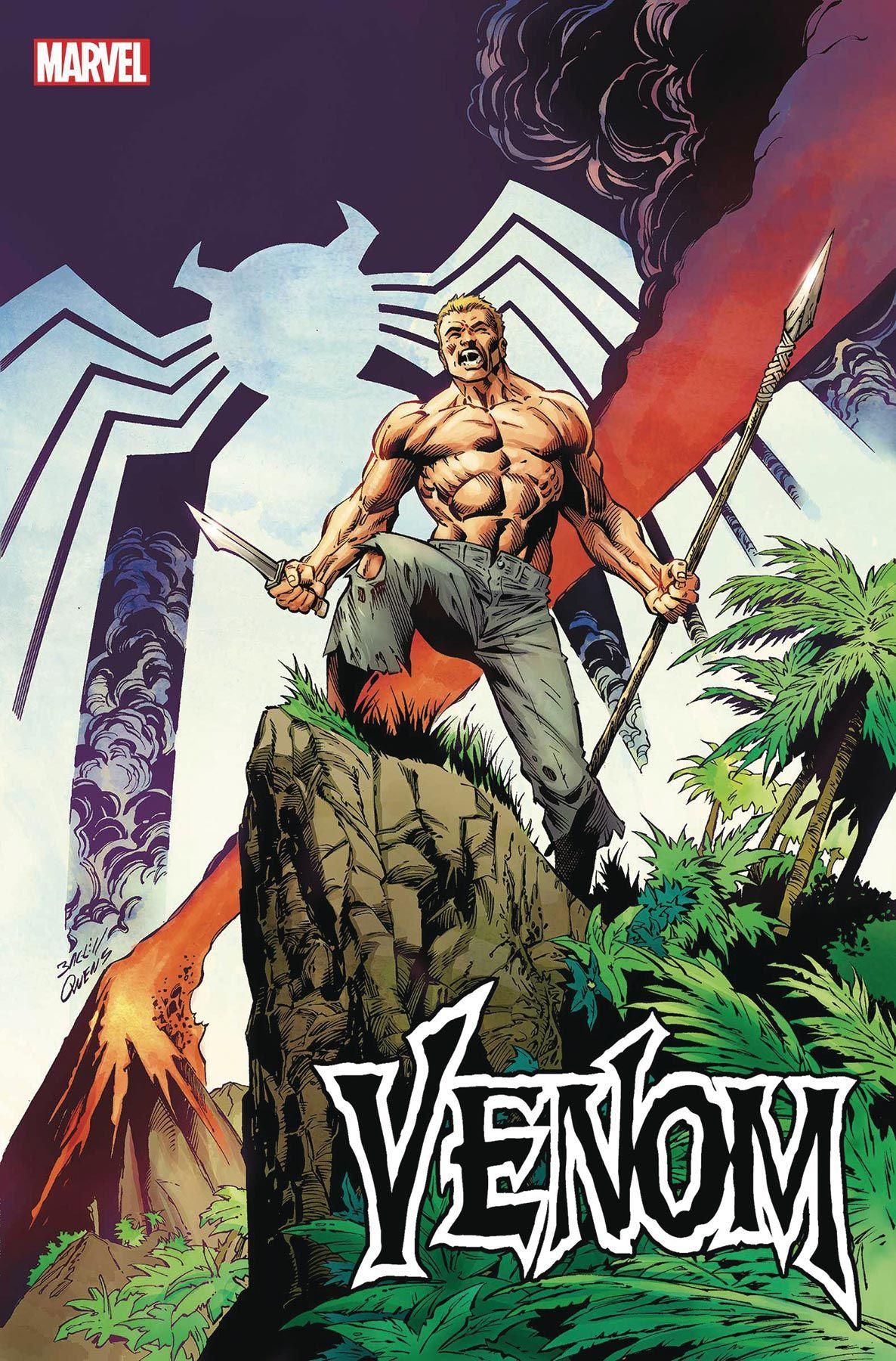 Review: Venom #21 Takes the Antihero Back to the Bloody Basics
