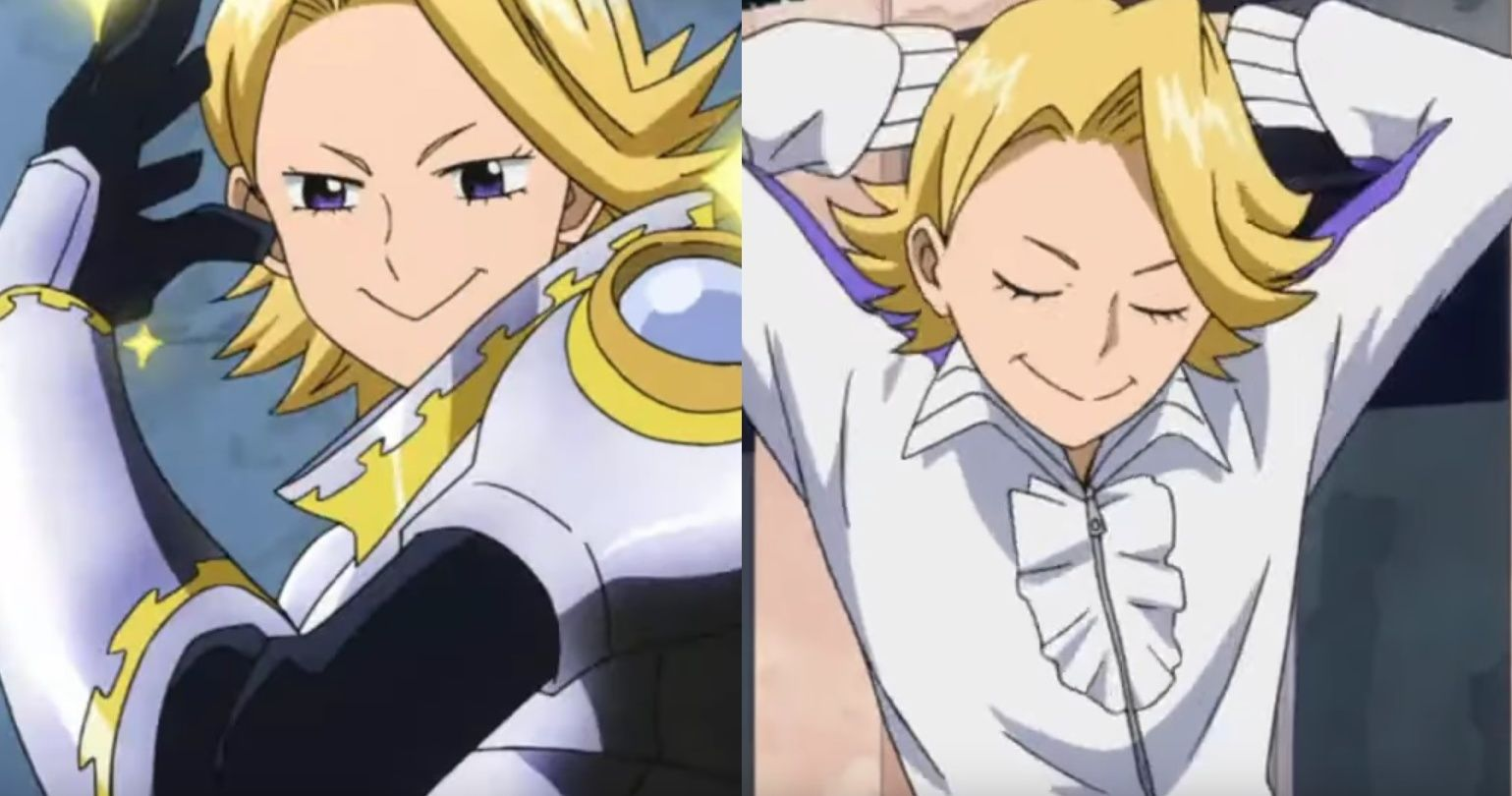 My Hero Academia 10 Facts You Didn T Know About Yuga Aoyama