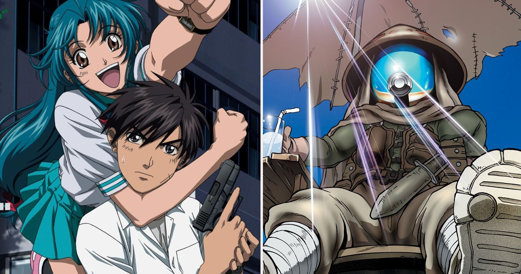 10 Underrated Anime Heroes Of The 2000s Who Deserve More Love