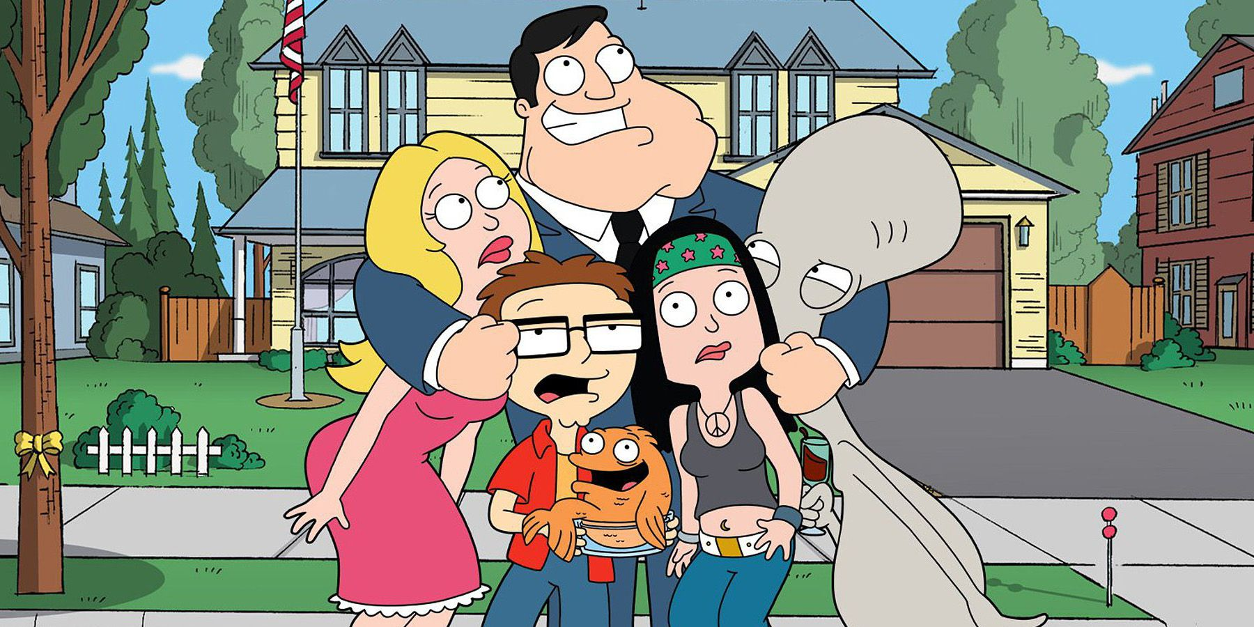American Dad Renewed for Two More Seasons at TBS | CBR