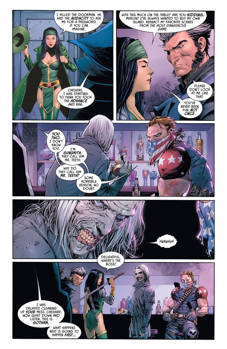 DC Comics Batman #86 Tynion IV Tom King Tony Daniel