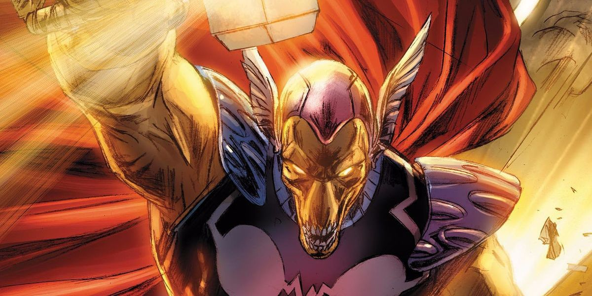 Marvel's Strangest Thor Just Got Weirder - and WAY More Powerful