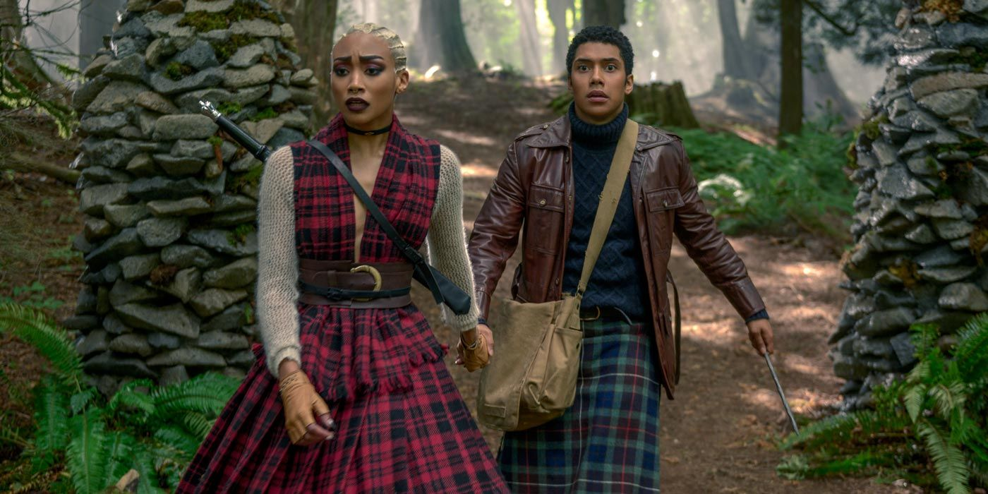 Chilling Adventures of Sabrina: Ambrose & Prudence Are the New Dynamic Duo