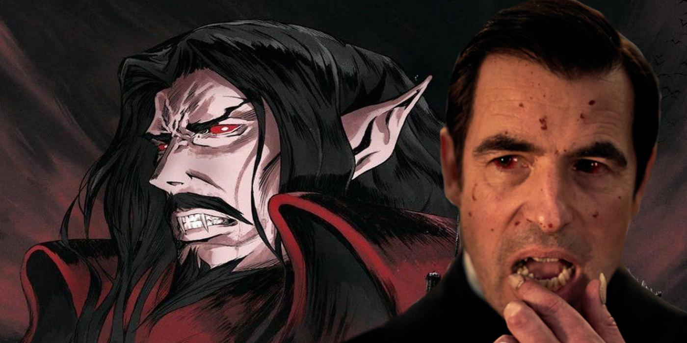 Castlevania vs. BBC's Dracula: Which Show's Vampire Has More Bite?