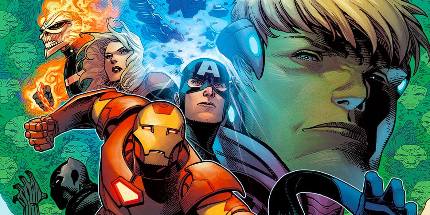 Young Avengers Co-Creator Jim Cheung's Empyre #1 Cover Unveiled