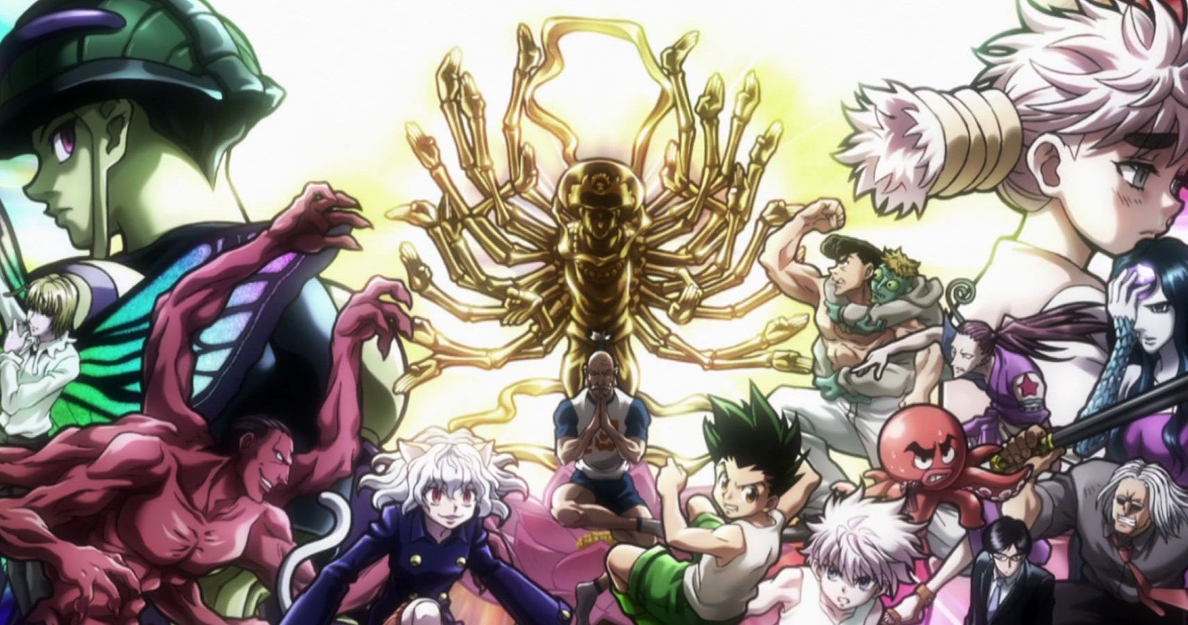 Hunter x Hunter: All Known Arcs, Ranked | CBR