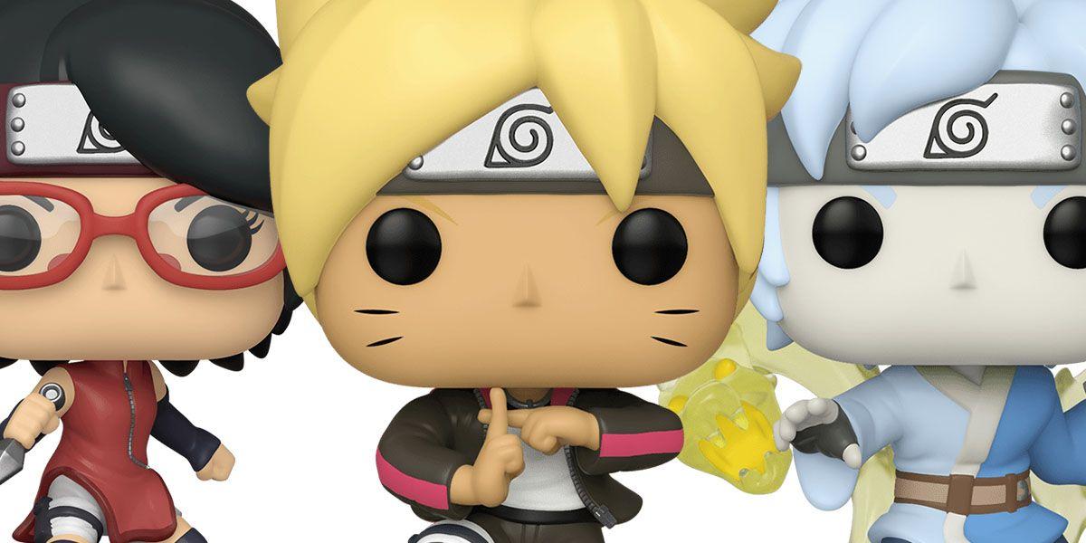 Naruto: Funko Unleashes 'Next Generations' Pop! Line | CBR