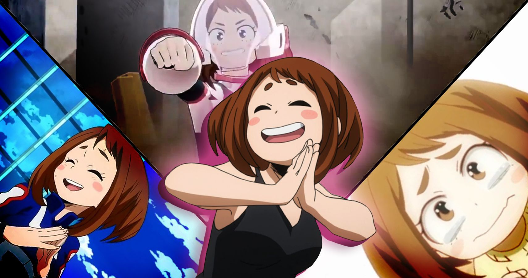 My Hero Academia 10 Things About Uraraka S Quirk That Make No Sense
