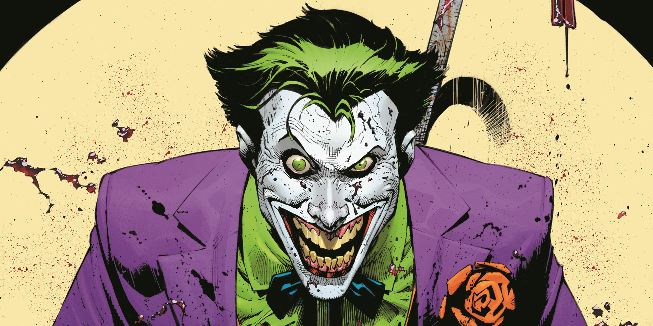 100-Page Joker Special Commemorates the Clown Prince's 80th Anniversary