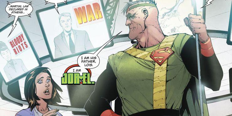 Jor El And Lois Cropped - ¿Qué kryptoniano eres, según tu zodíaco?