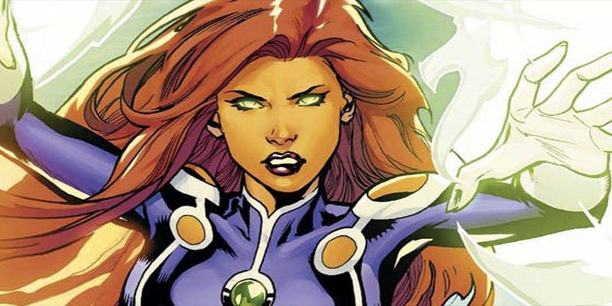 Before Titans: Who Were DC's ORIGINAL Starfires?
