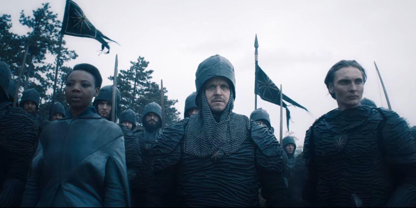 The Witcher: Nilfgaardians Will Get the Spotlight in Season 2