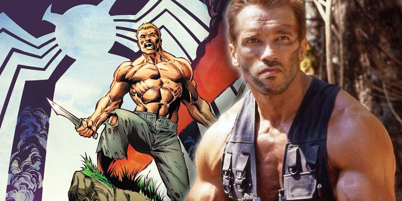 Venom: Eddie Brock Goes Full Predator in His Battle Against Carnage