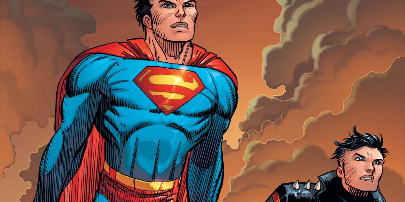 Action Comics, Young Justice to Cross Over, Uniting Superman & Conner Kent