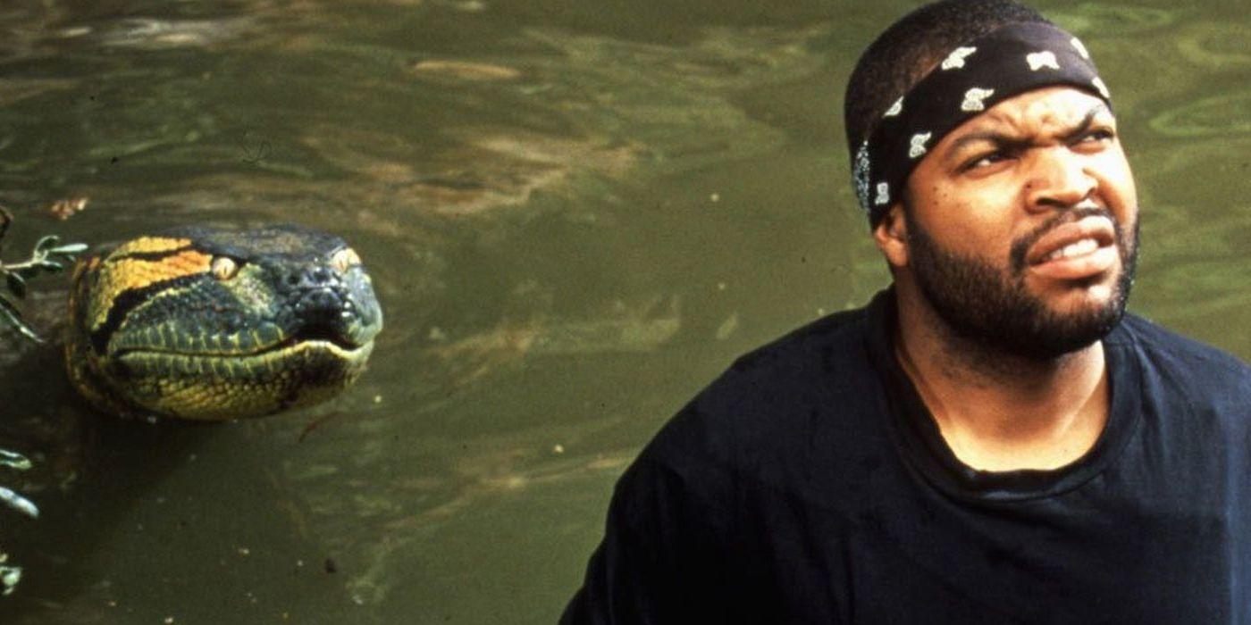 Anaconda's Back! Sony Is Resurrecting the Snake-Fueled Horror Franchise