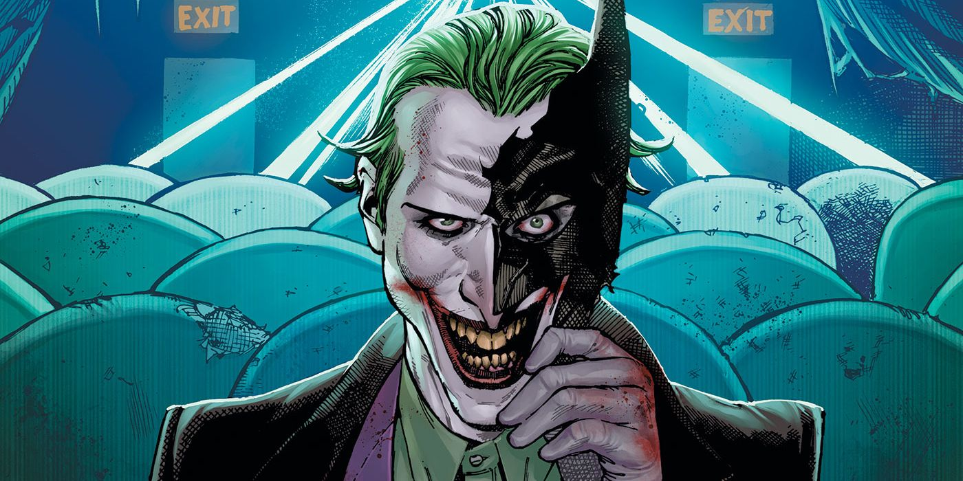April's Batman #93 Will Be the Prelude to DC's Joker War | CBR