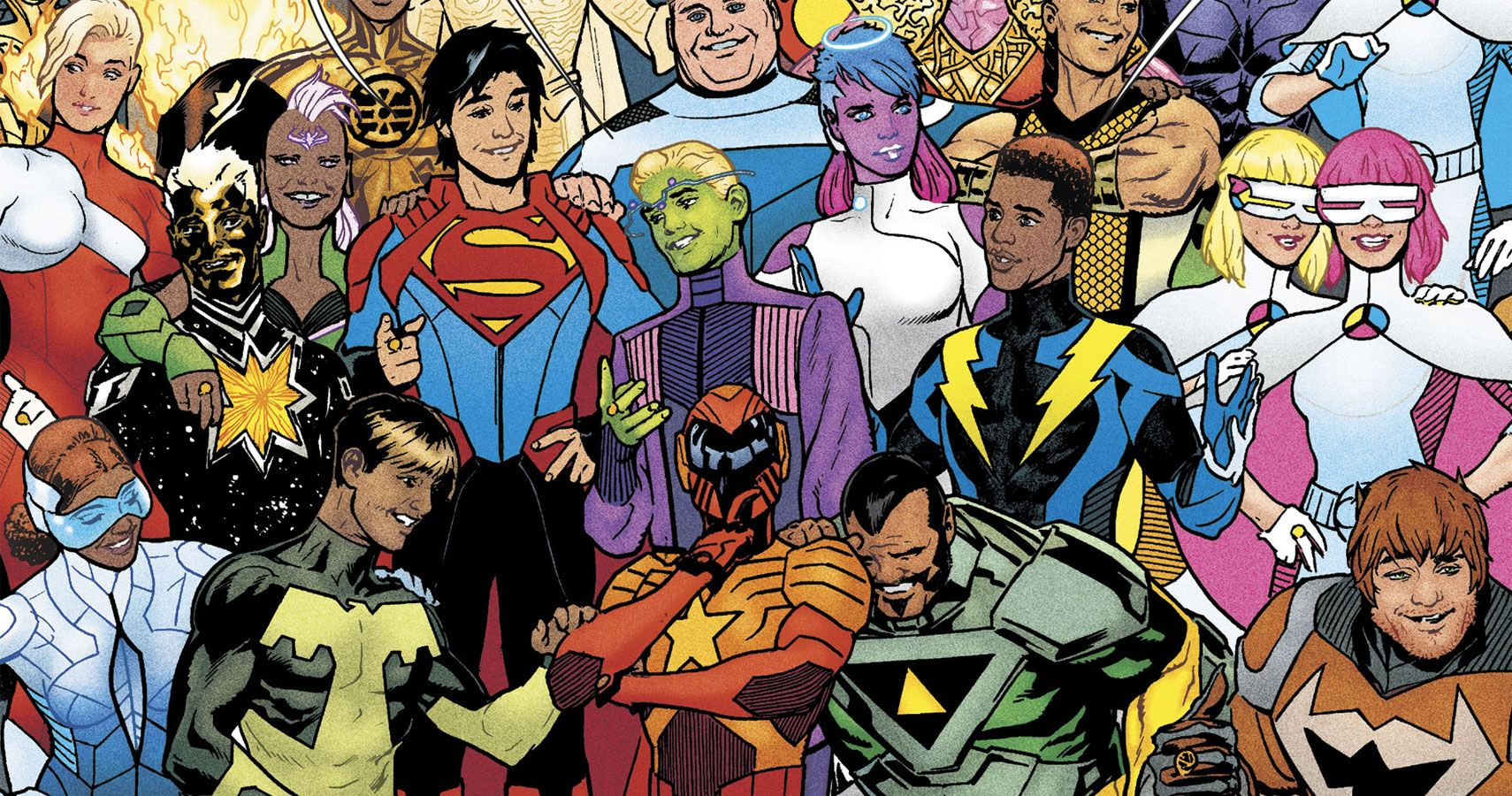 10 Questions We Have About The New Legion Of Super-Heroes | CBR