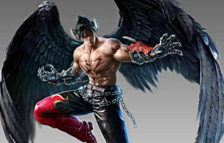 Tekken Devil Jin Is The Most Underrated Fighting Game Character