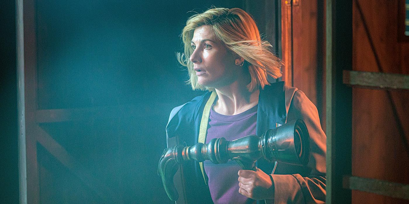 Doctor Who: The 13th Doctor Officially Has Another Iconic Look