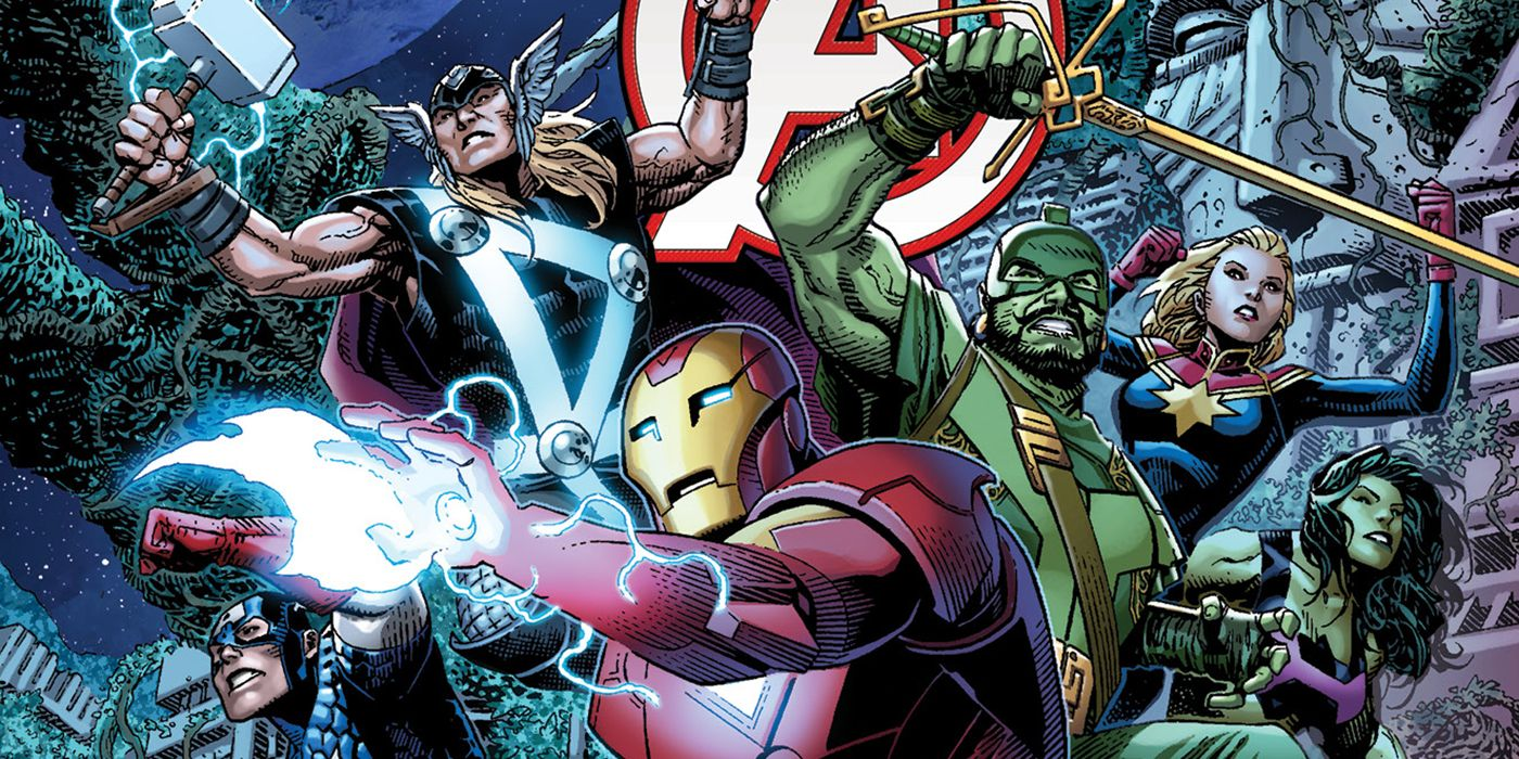 Empyre Renames a Classic Marvel Location in Avengers One-Shot
