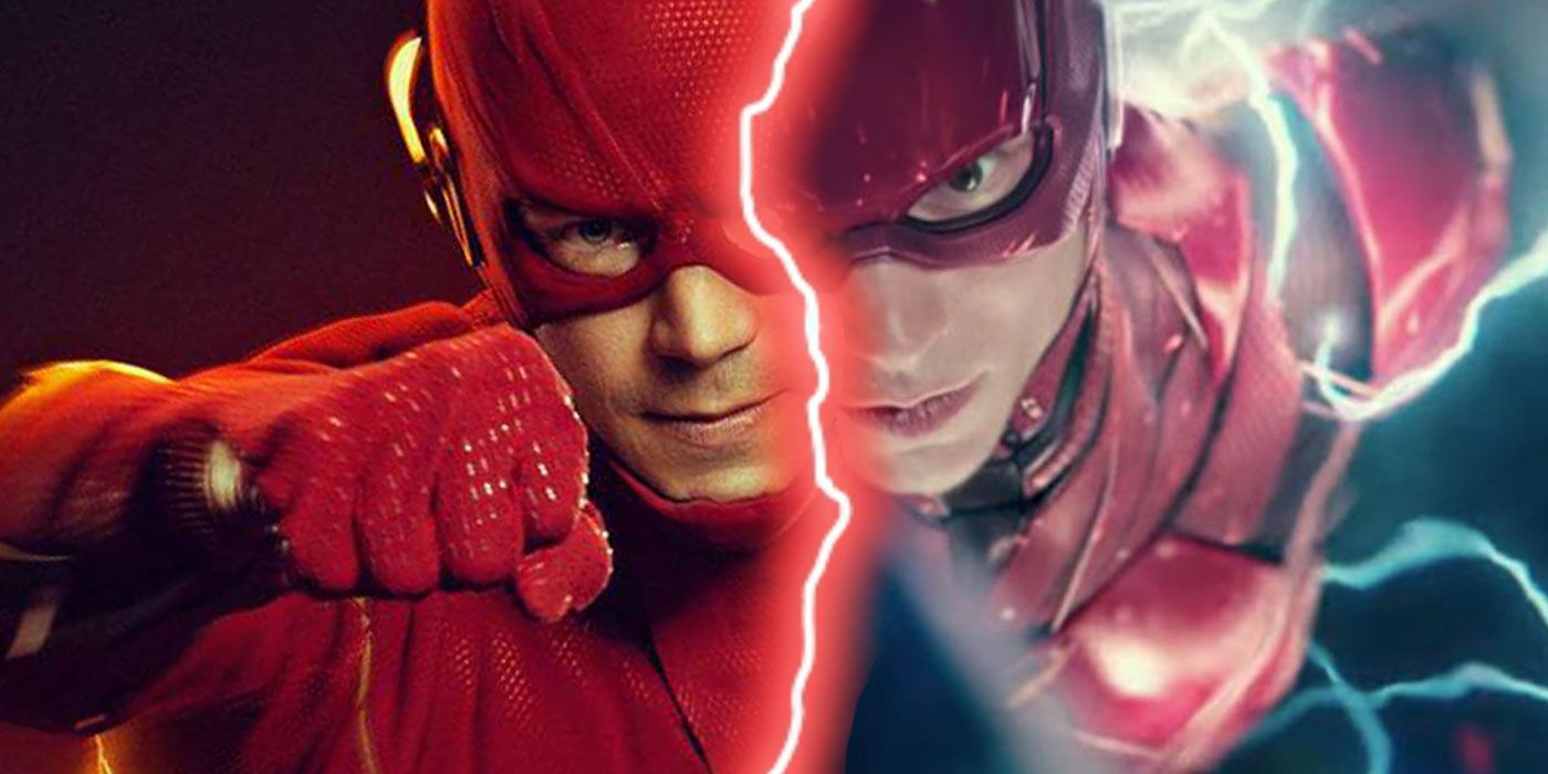 The Flash Movie Can Learn From the Arrowverse Flashpoint Mistakes