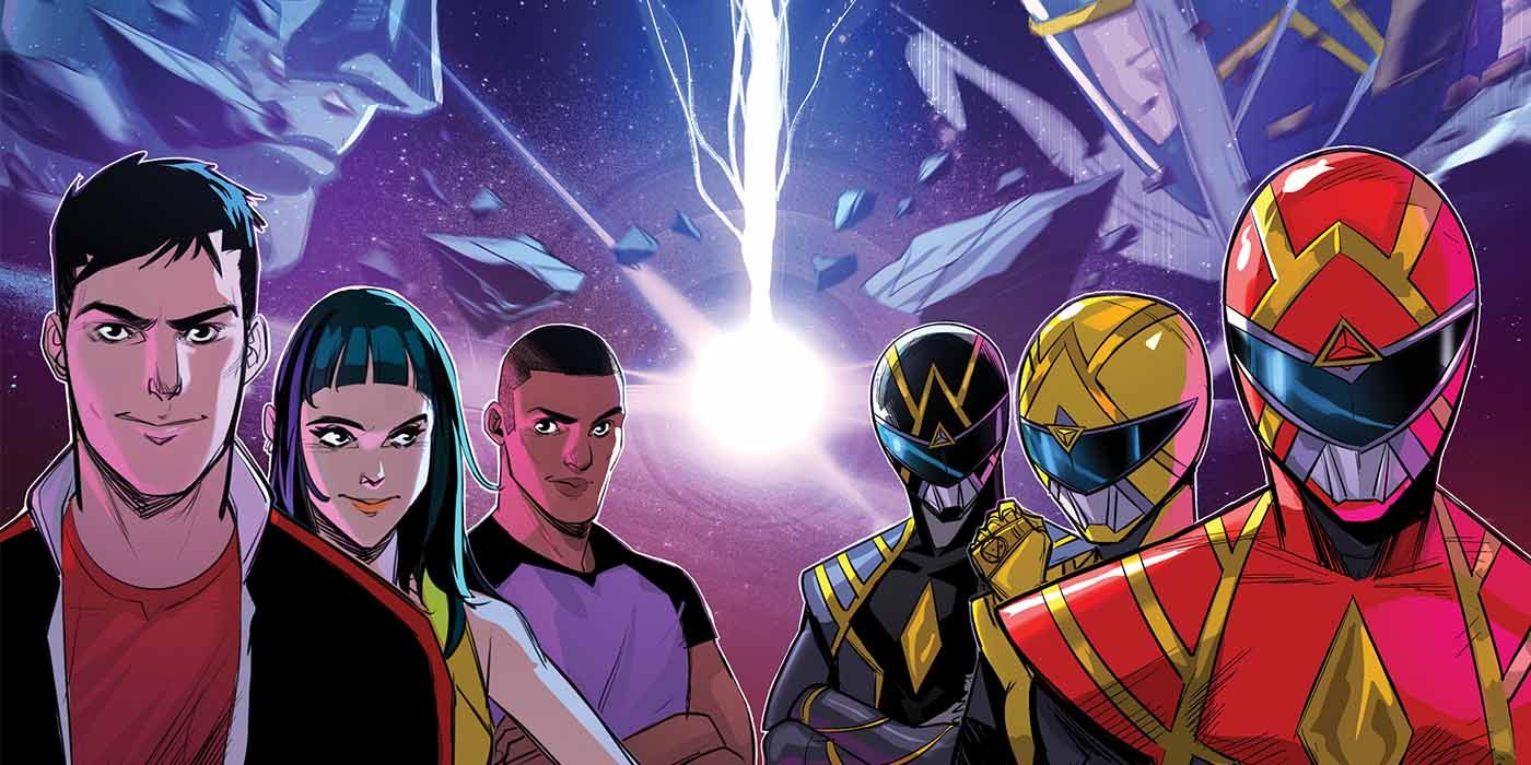 EXCLUSIVE: BOOM! Studios' Go Go Power Rangers to End With Issue #32
