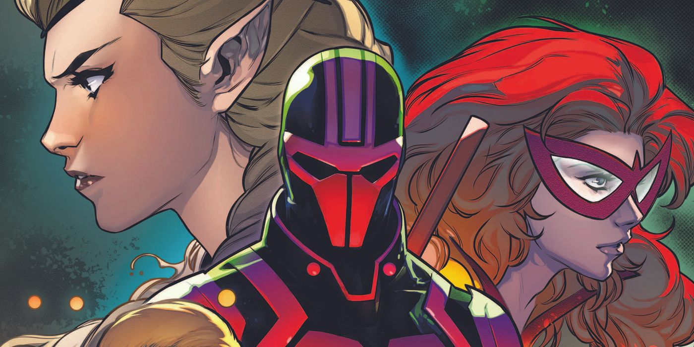 Marvel's New Warriors Reunite as Mentors for New Heroes | CBR