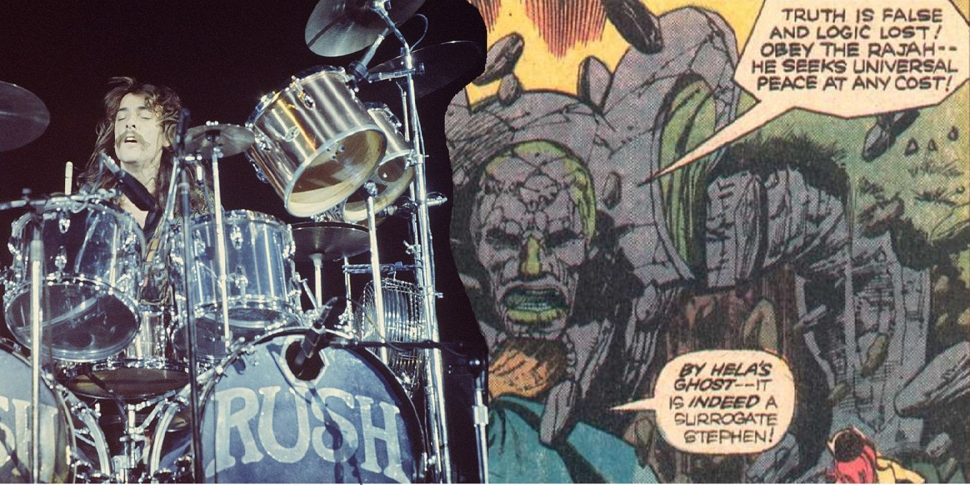 The Comic Book That Meant More to Neil Peart Than Any Rolling Stone Mention