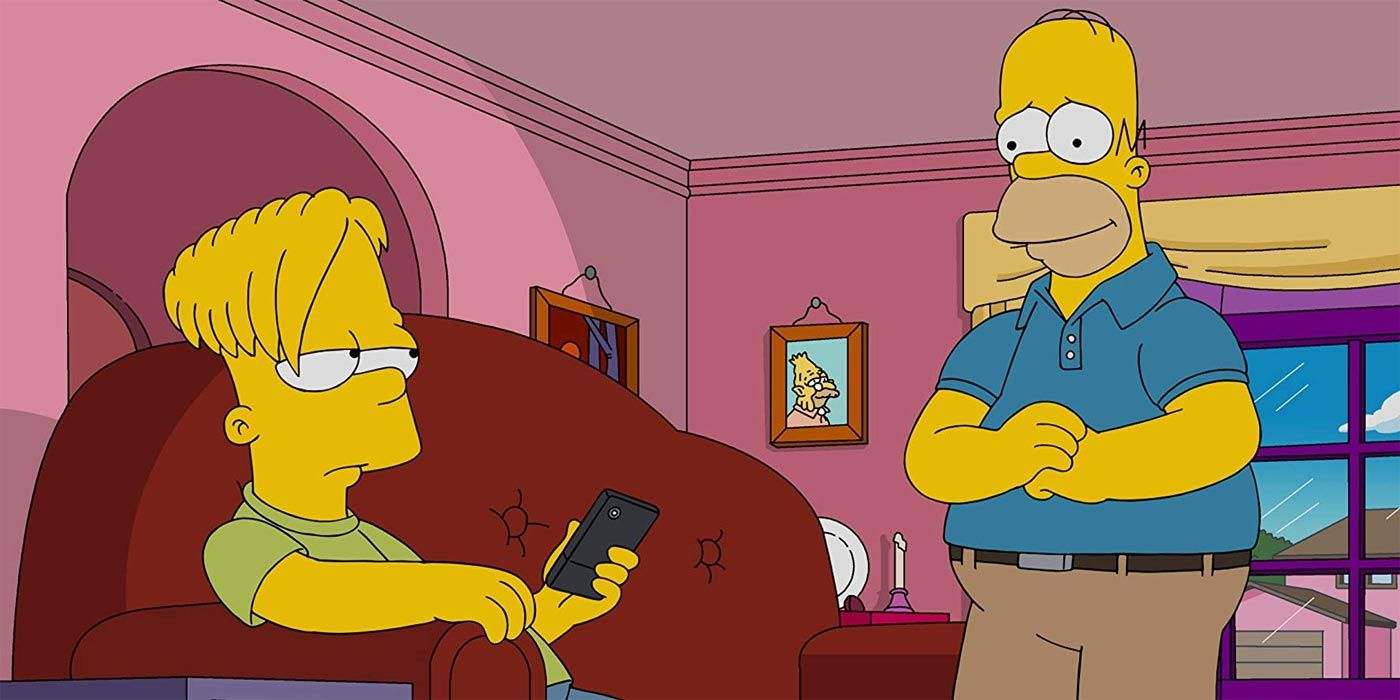 The Simpsons Moves Up Family Guy Seth MacFarlanes