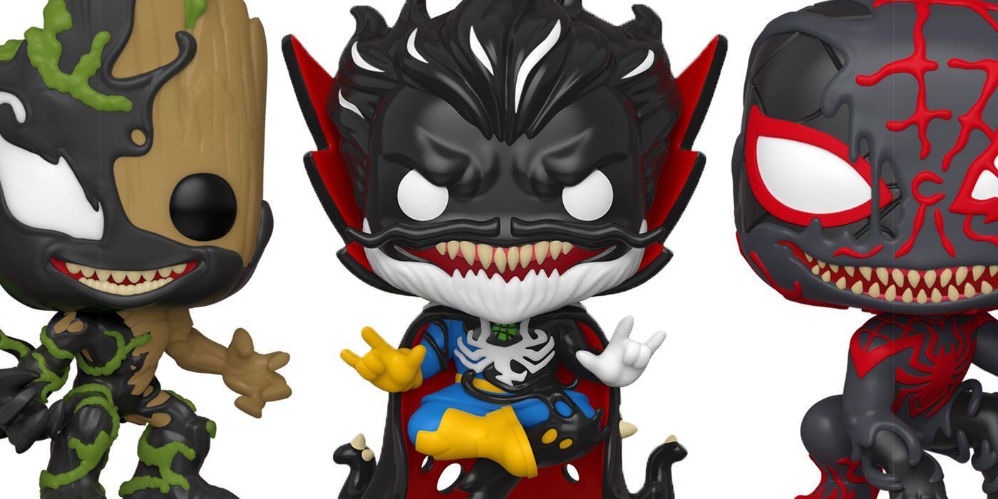 Funko Venomizes More of the Marvel Universe With New Wave of Pop!'s