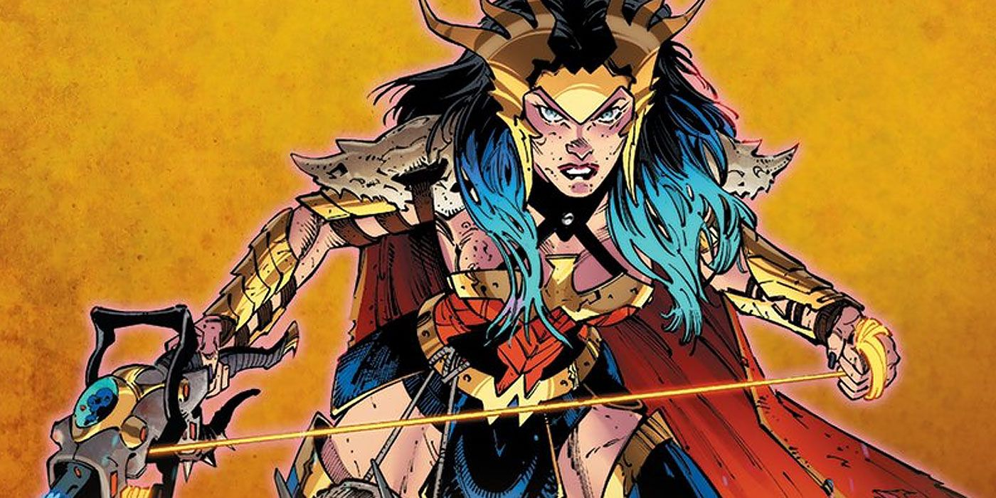 Scott Snyder Reveals the Name of Wonder Woman's New Weapon | CBR