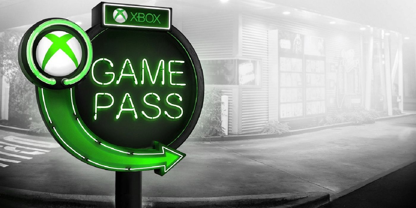 Game Pass Is the Real Gem of Gaming's Eighth Generation | CBR