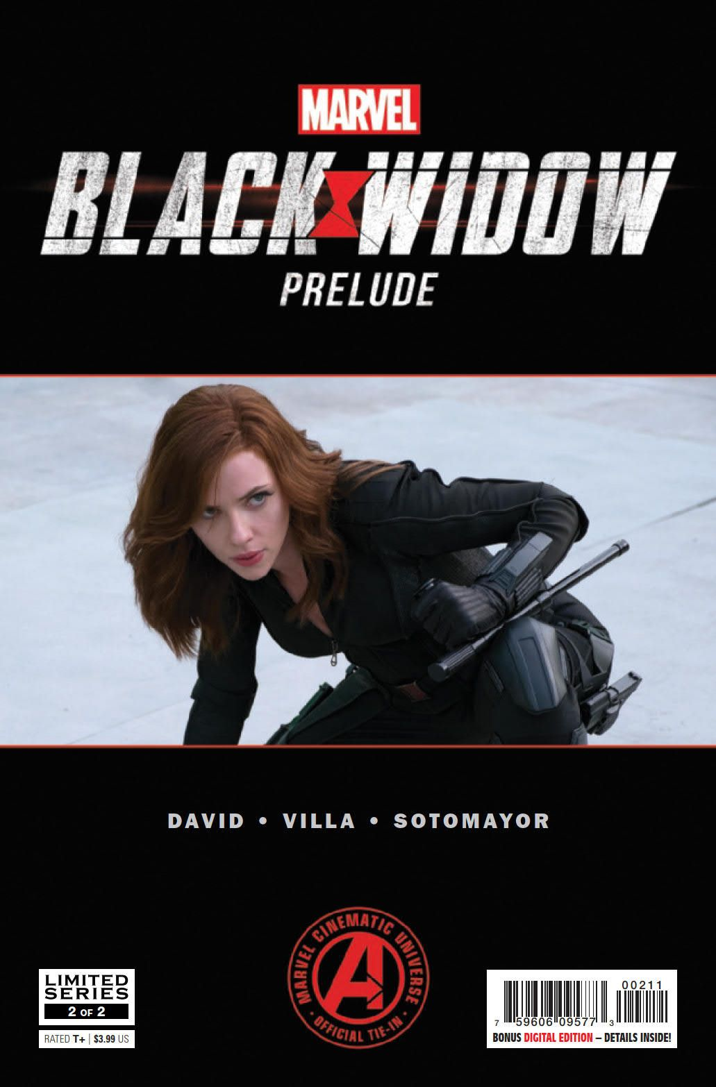 Marvel's Black Widow Prelude #2 | CBR
