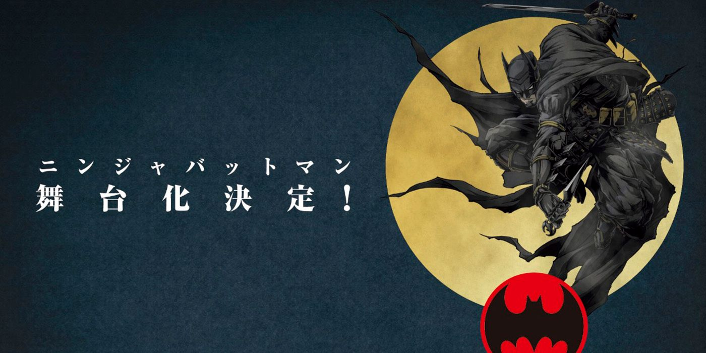 Batman Ninja Headed to the Stage as Play Adaptation in Japan