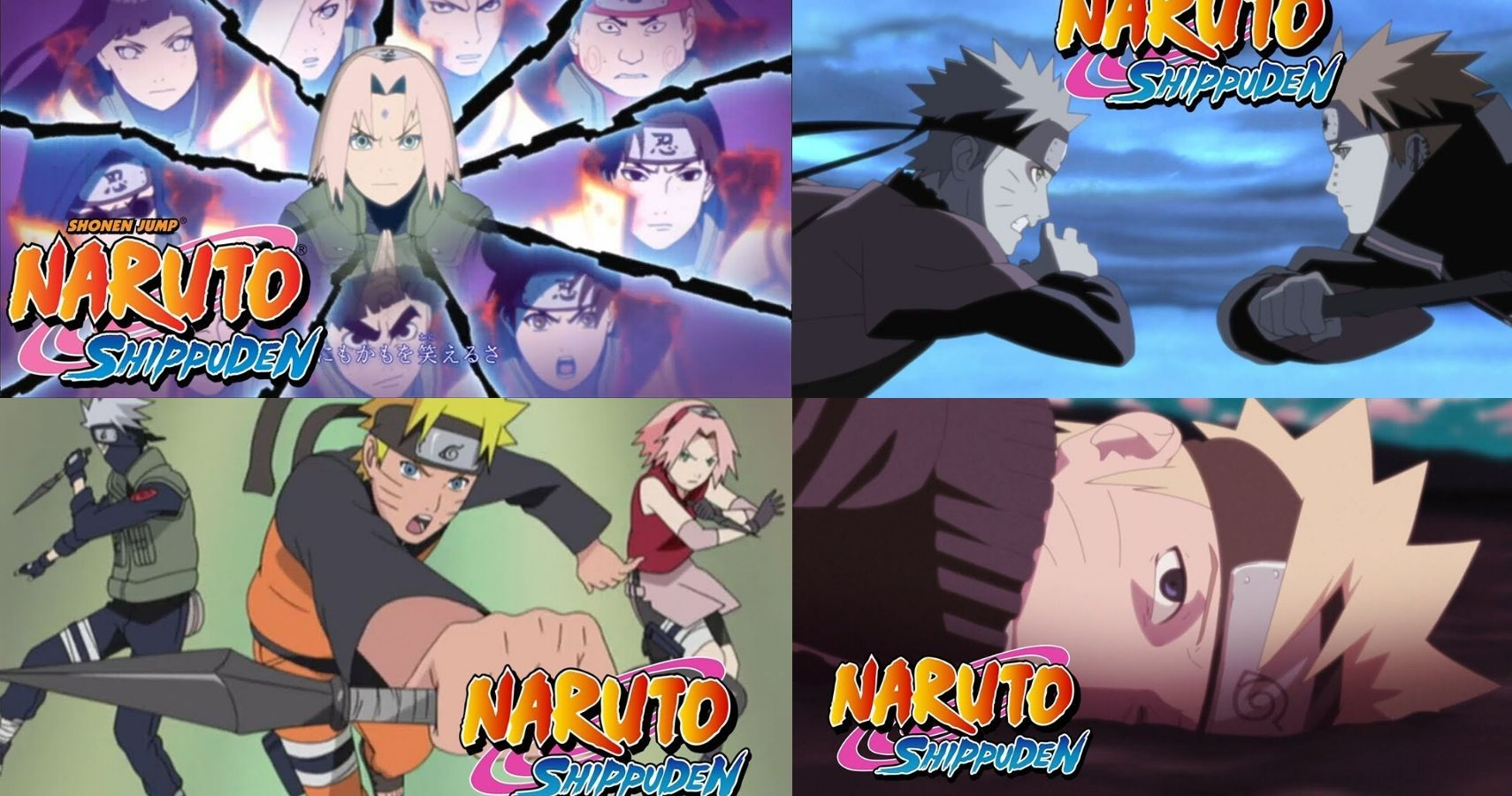 Naruto Shippuden 15 Best Opening Songs Ranked Cbr